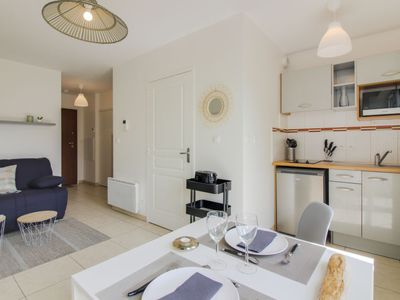 Photo for Apartment Villa Florentine in Dinard - 2 persons, 1 bedrooms