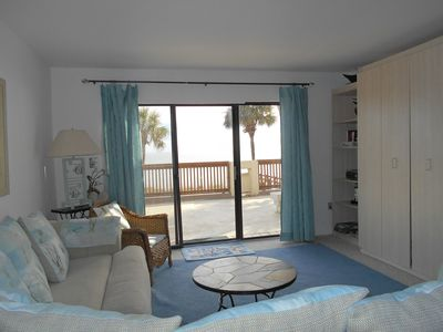 Our Living Room Overlooks the Ocean!  Can You Feel the Stress Melting Away?