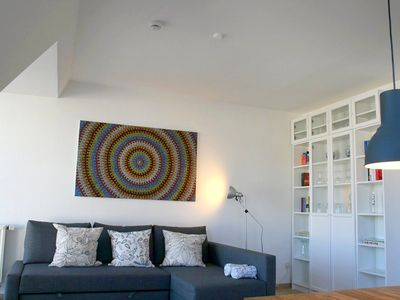 Photo for Holiday apartment Barfuss - Binz - Holiday apartment Barfuss