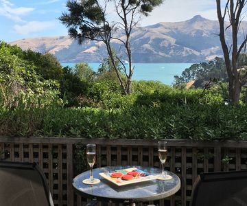 Photo for Secluded Getaway - Romantic and Tranquil Akaroa Holiday Home