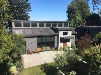 Photo for Private architectural gem near San Francisco