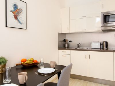 Photo for Soukenicka Apartcomplex Blue Bird CZPR65 - Aparthotel for 2 people in Praha