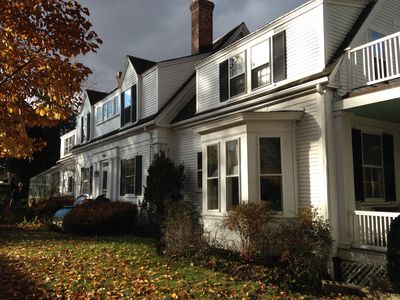 Photo for Spacious House in Historic Barnstable Village