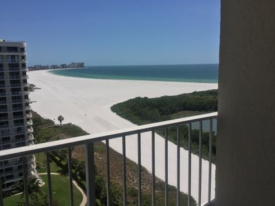Photo for AMAZING Marco Island Beachfront Condo with SPECTACULAR Beach-Gulf-SUNSET Views