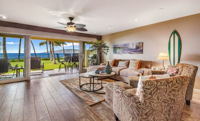 Photo for NEW LISTING! The Luxurious Bella Mare at Puamana Lahaina Maui