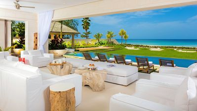 Photo for Godings Beach House - Beach Front - Barbados
