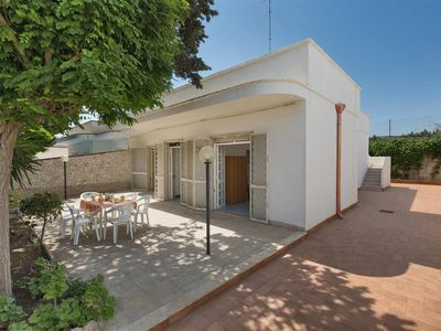 Photo for 3BR Apartment Vacation Rental in Torre Lapillo, Puglia