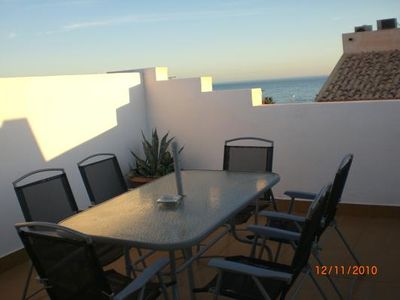Photo for Holiday apartment Bolnuevo for 2 - 4 persons with 2 bedrooms - Holiday apartment