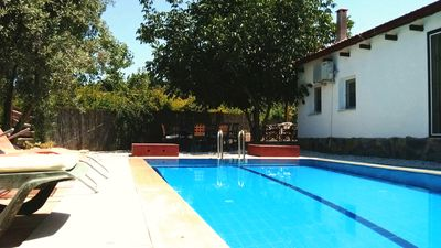 Comfortable Private Pool Cottage with a very high level of privacy