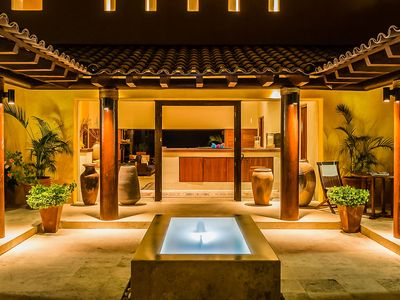 Photo for Villa Gemini at Four Seasons Punta Mita –9BDR– Ocean view, beach, tennis & golf