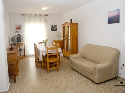 Photo for Beautiful, bright and large Apartment in Conil - Zona Atalaya - Garage