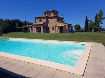 Photo for Holiday house Castiglione del Lago for 14 - 18 persons with 7 bedrooms - Holiday house