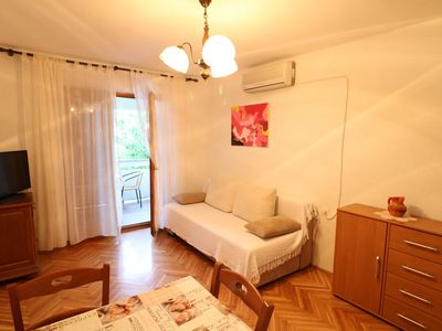 Photo for Apartments Meri / Apartment Meri with Double Room and Balcony