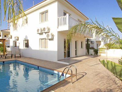 Photo for Ayia Napa Holiday Home, Sleeps 6 with Pool, Air Con and WiFi