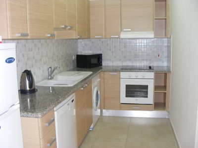 Photo for Luxury apartment in Kato Paphos, sleeps 2 with wi-fi and roof terrace!