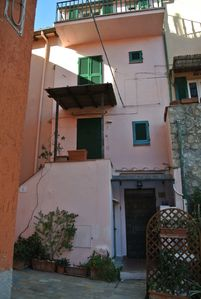 Photo for The pink house in Porto Ercole