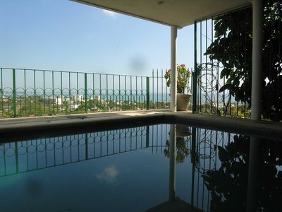 Photo for Large 3 Bedrooms, 2.5 Bathrooms, Pool,Spectacular Views of Banderas Bay