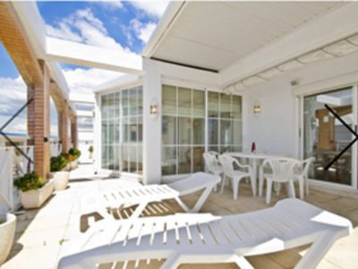 Photo for Great Penthouse with 45m2 of terrace in Salou seafront center