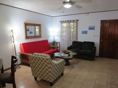 Photo for Charming Condo, Walk To The Beach