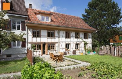 Photo for House Hefenhofen for 2 - 6 people with 2 rooms - farmhouse