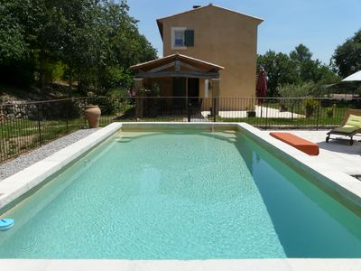 Photo for To seize !!Provencal house ideally placed with forest and olive trees