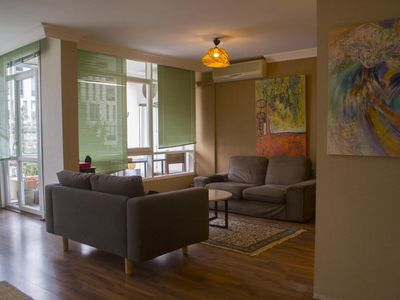 Photo for 2BR Stylish House near Bagdat Street