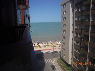 Photo for Great apartment in Morro Beach just steps from the sand of the sea.