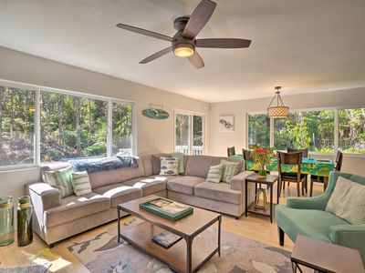 Photo for NEW! Lovely Home w/Hot Tub-5 Mins To Volcanoes NP!