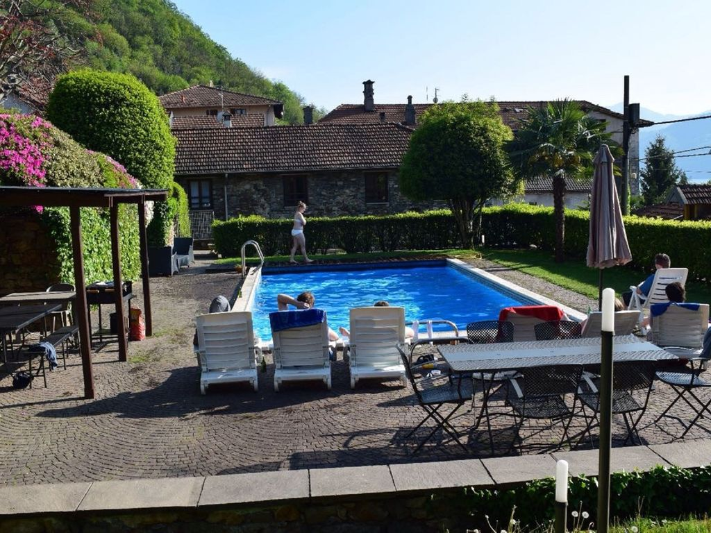 The Amazing Cottage Private Swimming Homeaway Omegna