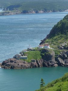 Photo for Head Light Keeper's Residence at the mouth of St. John's Harbour!