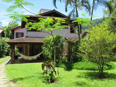 Photo for House with 3 suites in a condominium in Barra do Sahy - 3 suites