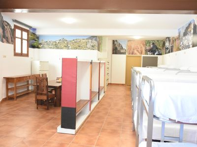 Photo for Spacious loft with capacity for 15 people in Ardales near Caminito del Rey