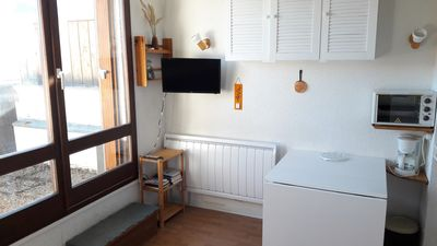 Photo for Charming Studio 20 M² Praloup 1500 View on the Valley