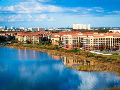 Photo for 1 BDRM DELUXE~ WESTGATE LAKES~ POOLS~DINING~TENNIS~SHUTTLES~PET FRIENDLY & MORE!
