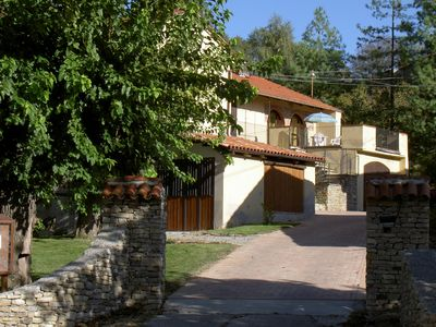 Photo for Independent villa in the countryside of the Langhe