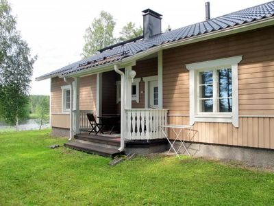 Photo for Vacation home Niemi (FIJ020) in Leppävirta - 8 persons, 2 bedrooms