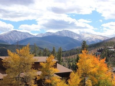 Photo for Beautifully Appointed Condo With Spectacular Views In Winter Park, Colorado.