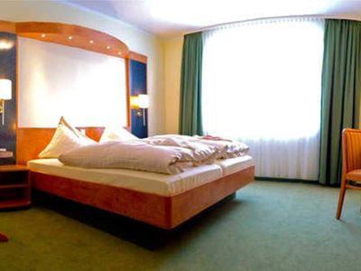 Photo for Double room barrier-free - Pension between Greifswald and Wolgast