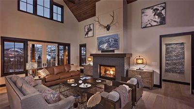 Photo for Blackstone Lodge - 4BR Private Mountain Luxury Home