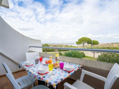 Photo for Apartment Le Flamant in Port Camargue - 4 persons, 1 bedrooms