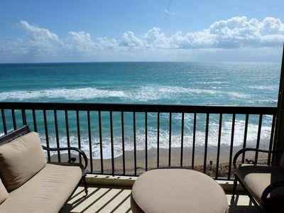 Photo for Beachfront 2 BED / 2 BATH Condo with Stunning Ocean Views!