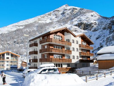 Photo for Apartment Haus Arizona (SSH130) in Saas-Almagell - 6 persons, 2 bedrooms