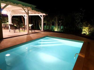 Photo for Villa with pool 200m from the beach (MQSL17)