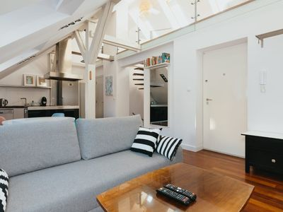 Photo for Old Town Loft - Two Bedroom Apartment, Sleeps 6