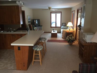 Photo for Cozy Cottage w/lake access on Saginaw Bay in Caseville