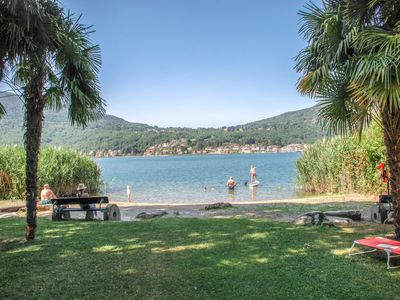 Photo for Apartment Parcolago (Utoring) in Caslano - 4 persons, 1 bedrooms