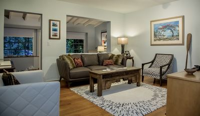Photo for The house sits in quiet  Coconut Grove minutes away from downtown and the bay.