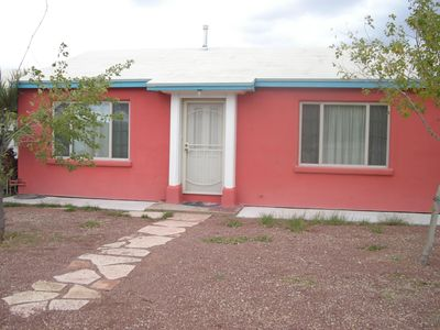 Photo for Charming casita conveniently located close to University of Arizona and downtown