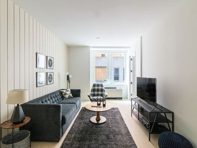Photo for Sonder | Wall Street | Incredible 3BR + Sofa Bed