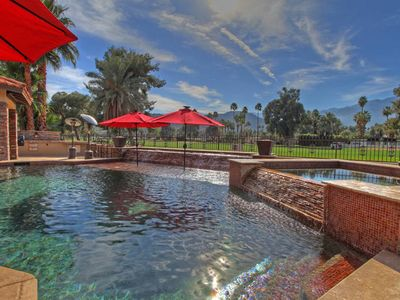 Photo for 5be Dream Pool, Golf Course, 10 People Jacuzzi With Plasma, Bar, Pool Table!
